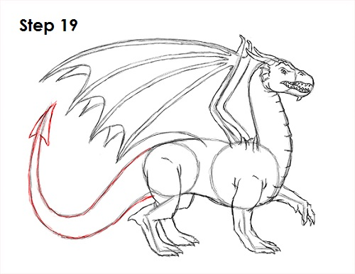 Draw Dragon 19