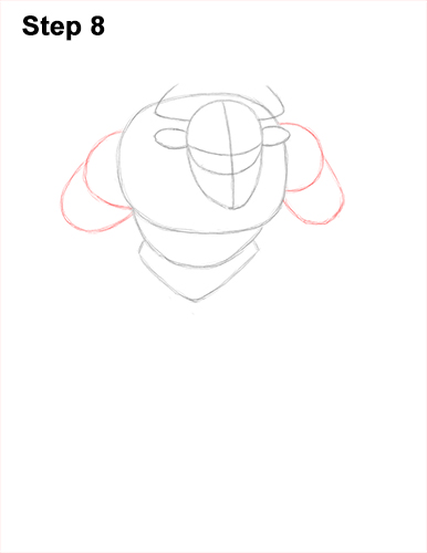 How to Draw Cool Angry Minotaur Bull Horns 8