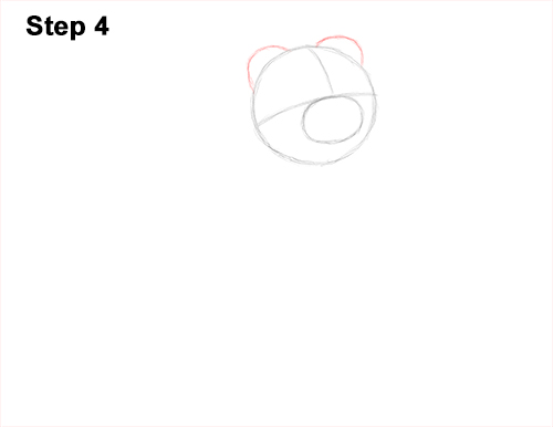 How to Draw a Scottish Fold Cat Playing Pawing Swiping 4