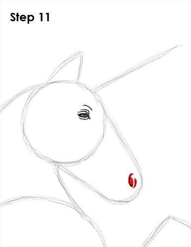 Draw Unicorn 11