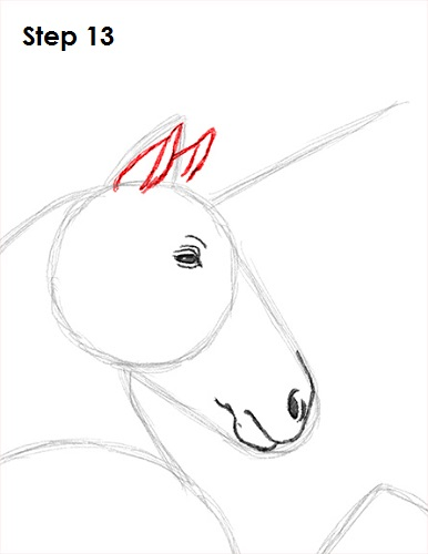 Draw Unicorn 13