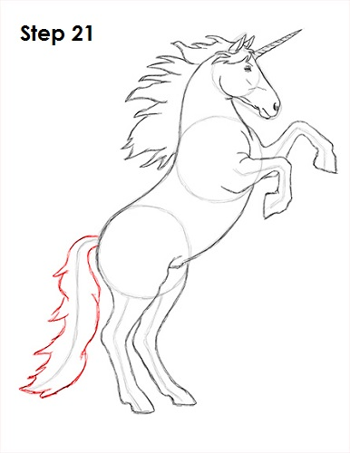 Draw Unicorn 21