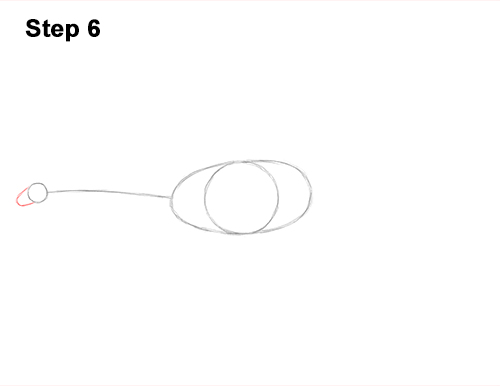 How to Draw Dinosaur Diplodocus Sauropod 6