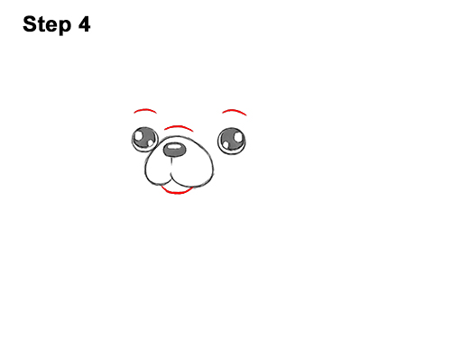 How To Draw A Pug Cartoon Video Step By Step Pictures