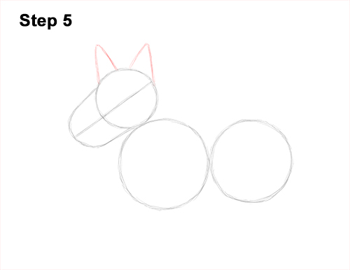 How to Draw a Scottish Terrier Puppy Dog Side 5